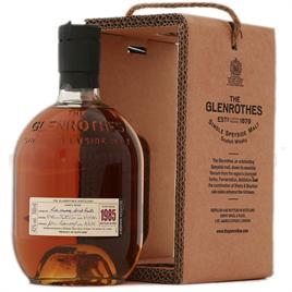 Glenrothes Scotch Single Malt 1985 956P